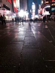 times square blocks