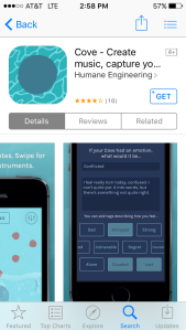 Curating The Week: The Cove App, The Effects Of Extreme