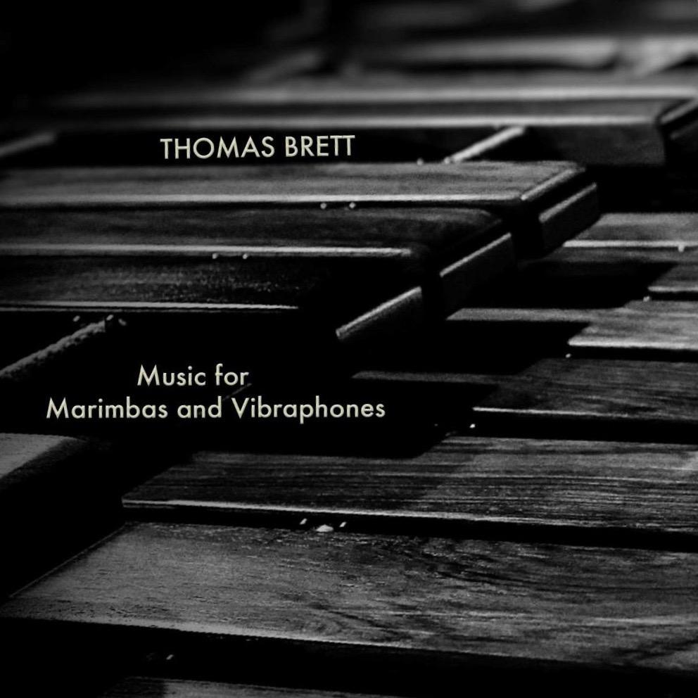 brett music for marimbas and vibraphones