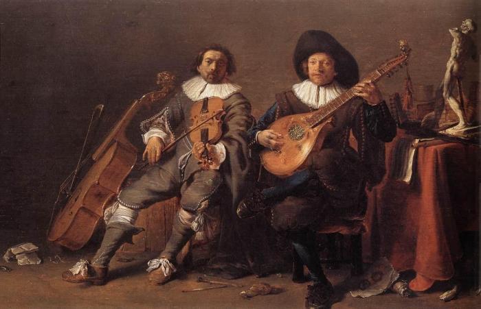 Cornelis_Saftleven_-_The_Duet_-_WGA20641.jpg