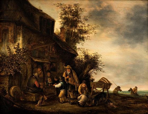 Jan-van-Hens-Spillemænd-udenfor-værtshuset-1600-tallet.jpg