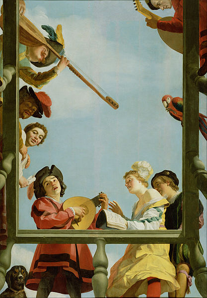 417px-Gerrit_van_Honthorst_(Dutch_-_Musical_Group_on_a_Balcony_-_Google_Art_Project.jpg